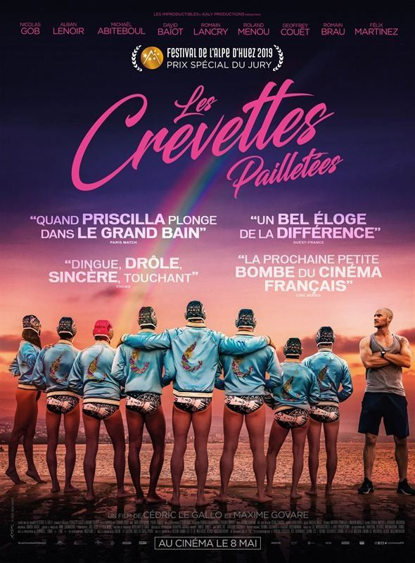 A gay water polo team (French movie)