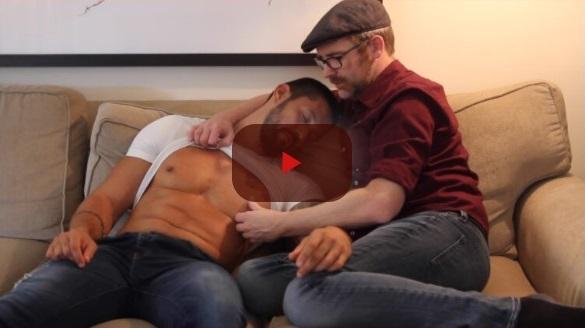 Film 911 - Aldo has mechanical issues