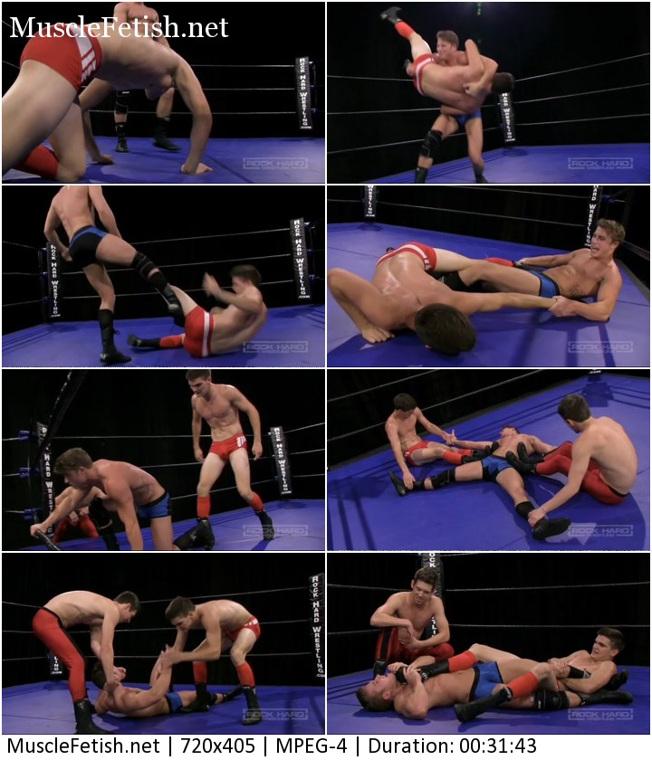 Alex Waters vs Gage Cardona and Ethan Andrews - two on one match
