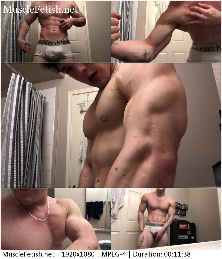 Amateur Bodybuilder Derek Martin (aka Deek Aesthetic)