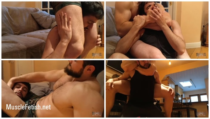 Beast Muscle Show - Male Wrestling Crush Massacre Volume 10