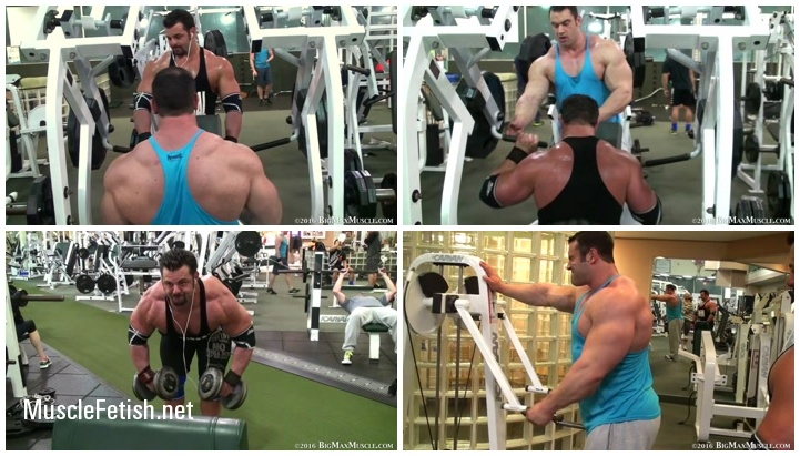 Big Max Muscle - Work out with Frank