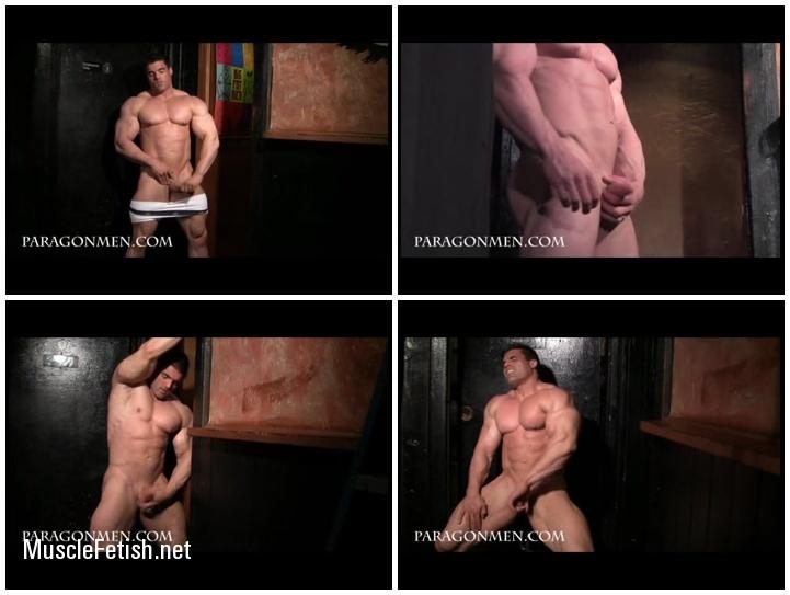 Bodybuilder Alex from Paragon Men