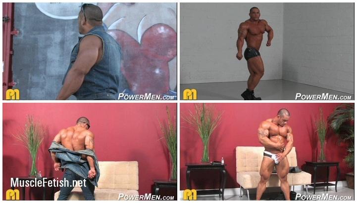 Bodybuilder Bill Baker from PowerMen