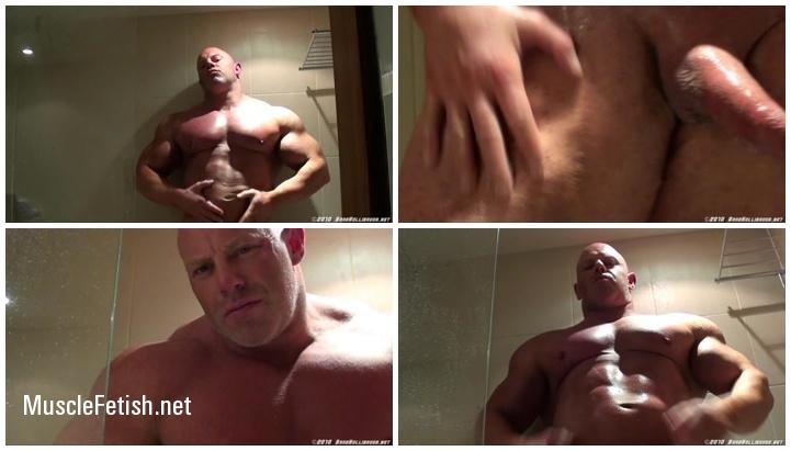 Bodybuilder Brad Hollibaugh Collection