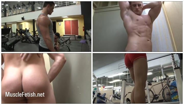 Bodybuilder Collin Hargus Photo Shoot 1