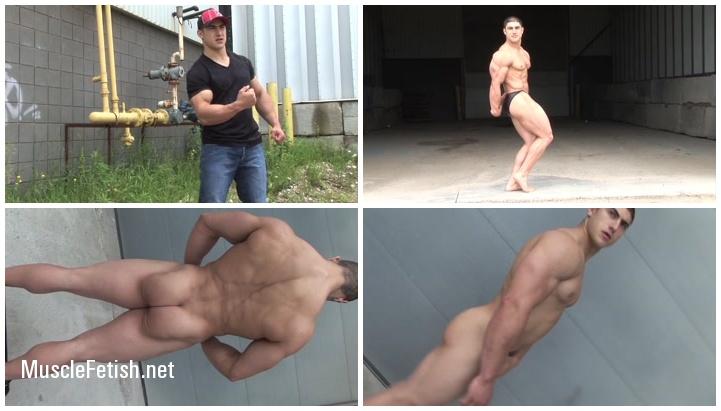 Bodybuilder Derek R Photo Shoot 2
