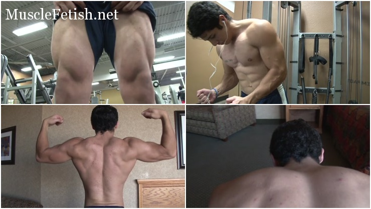 Bodybuilder Gustavo B – Photo Shoot