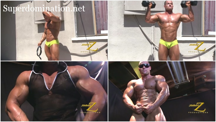 Bodybuilder Hayden Cruise – Solid Stud (JimmyZ)