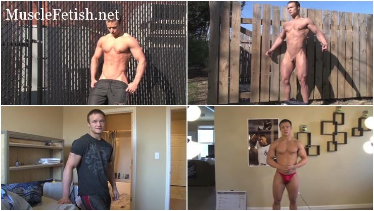 Bodybuilder Jeremy C. Photo Shoot 2013