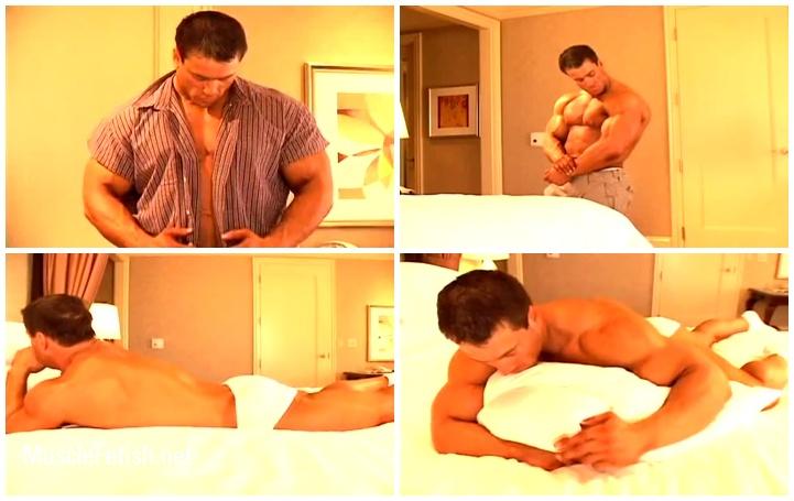 Bodybuilder Mark Erpelding Photoshoot