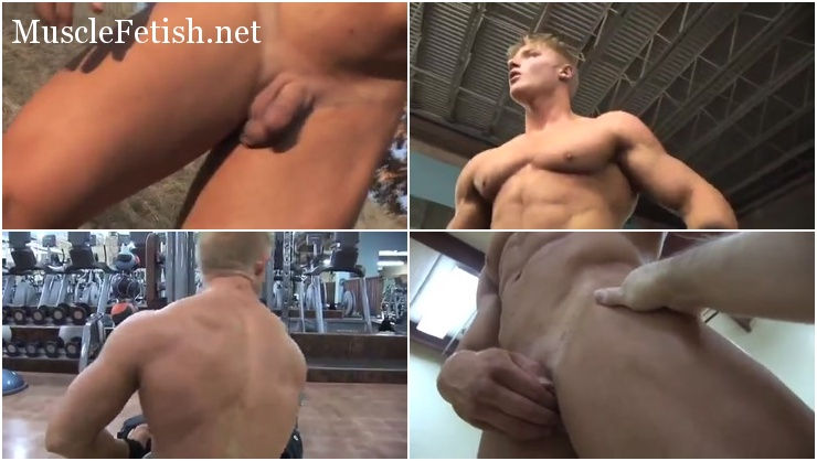Bodybuilder Mican J Photoshoot