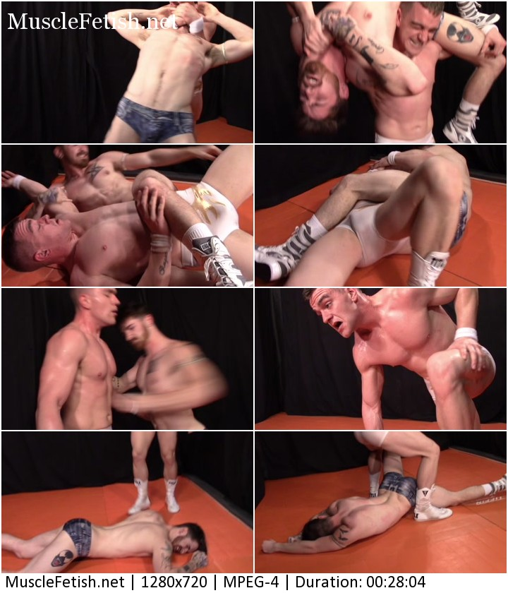 Bodybuilder Nick Milani vs Brad Honeycutt