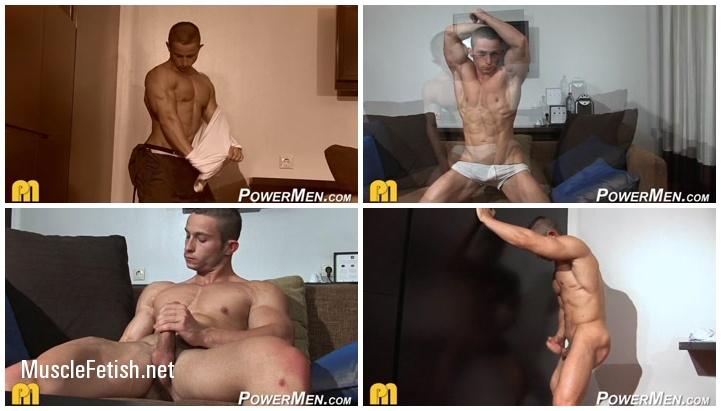 Bodybuilder Pavel Nikolay - The Classic Muscular Boy Next Door from PowerMen