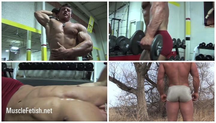 Bodybuilder Richie T Photo Shoot 1