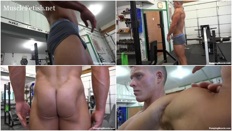 Bodybuilder Rocky W – Photoshoot