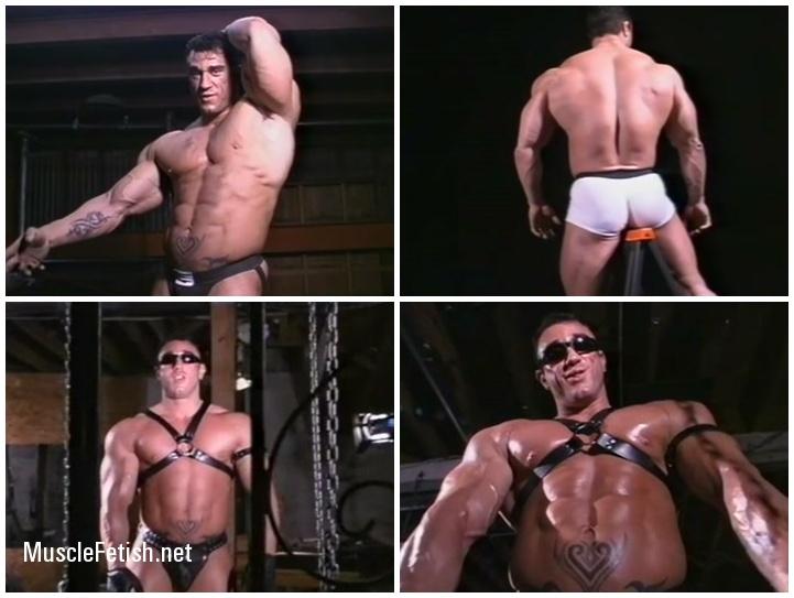 Bodybuilder Rod Roddick Photo Shoot