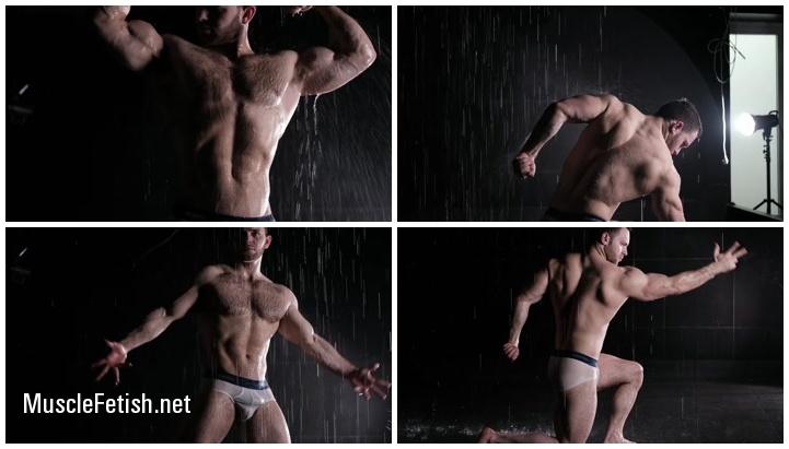 Bodybuilder Sergey Frost Photo Shoot