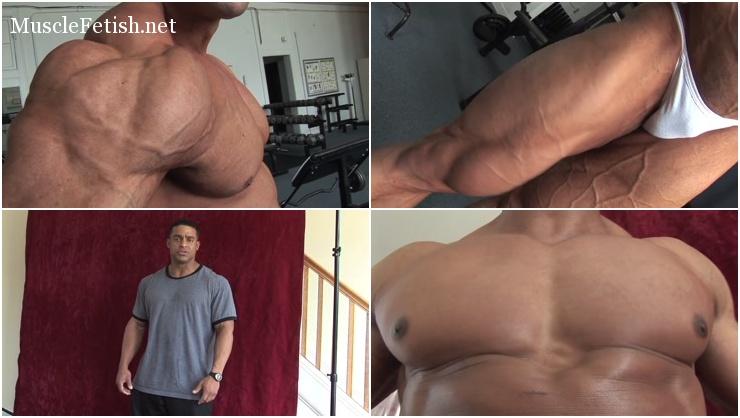 Bodybuilder Sergio and Abiu Photo Shoot