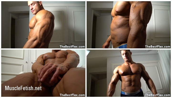 Bodybuilder Tom H - Shredded Muscle Perfection