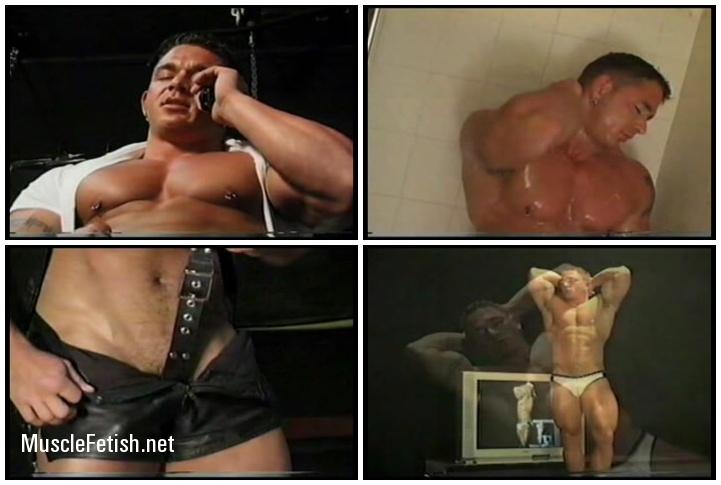 Bodybuilder Tony Defina in Photo Shoot from MuscleHunks