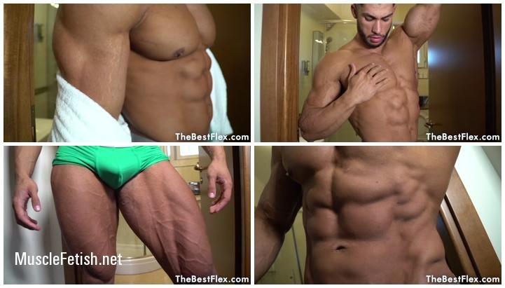 Bodybuilder Wayne - Shredded Hunk Strips