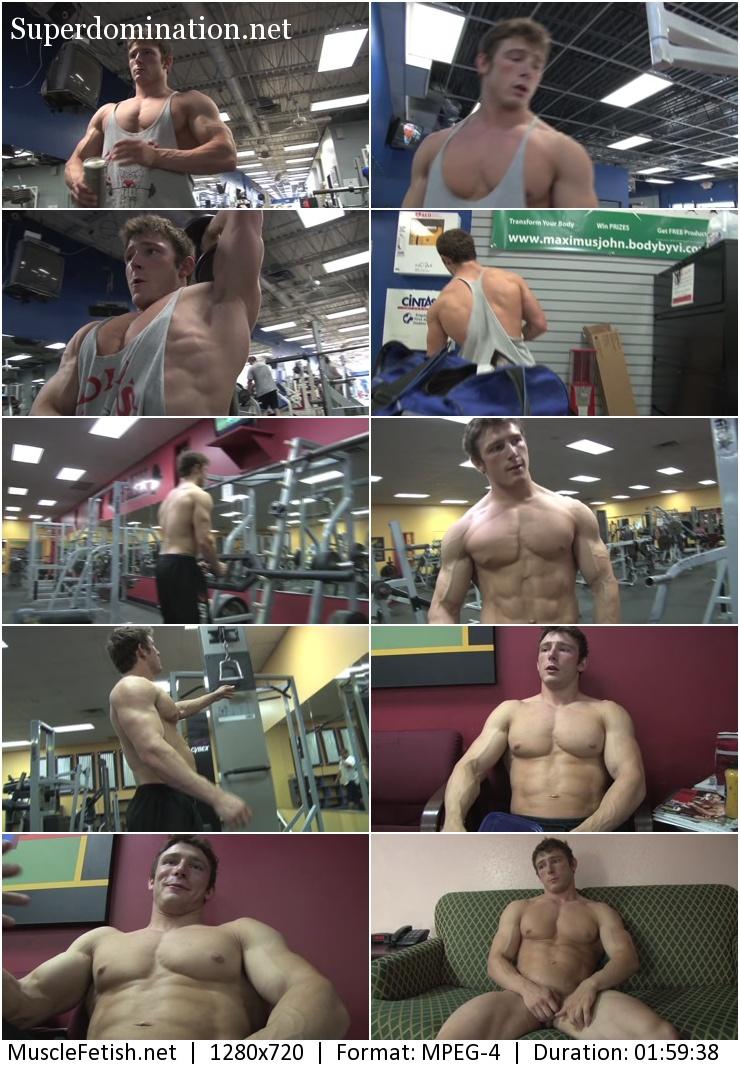Bodybuilder from Vimeo – Zach R Photo Shoot 4