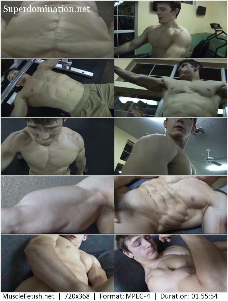 Bodybuilder from Vimeo – Zach Rehfus – photoshoot part 1