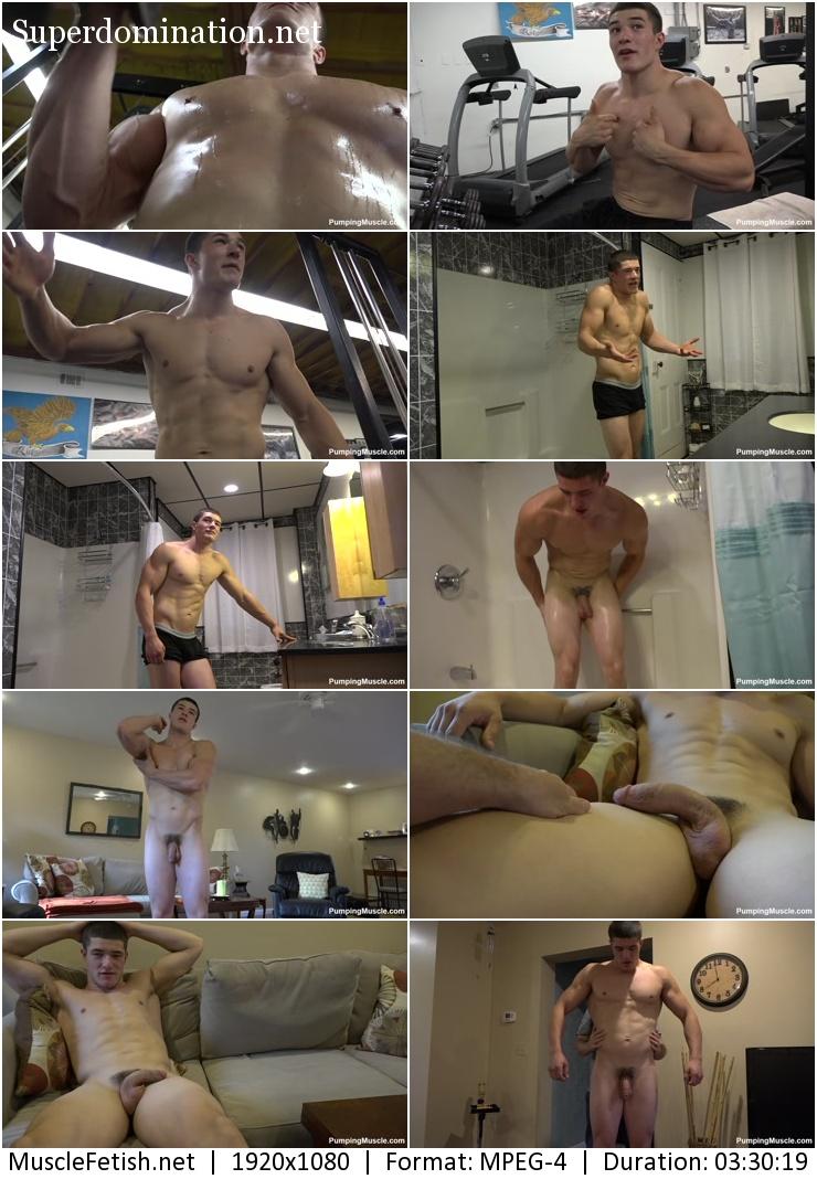 Bodybuilder from Vimeo - Beau C Photo Shoot 1