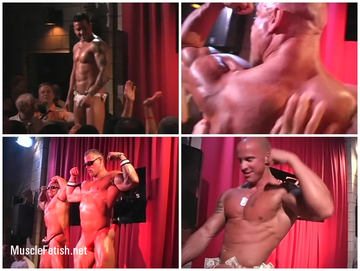 Bodybuilders' Jam starring Karim, Brian Cerf and the brothers Vin and Gabe Marco