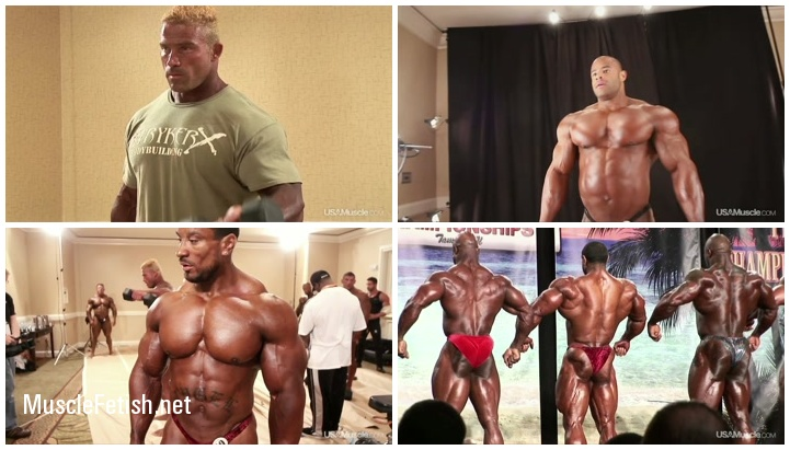 Bodybuilding 2012 - 21 pro bodybuilders