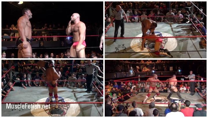 Brian Cage vs. Chris Dickinson - Wrestling Show