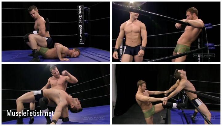 Bruce Ballard (aka Rex Bedford) - Rock Hard Wrestling