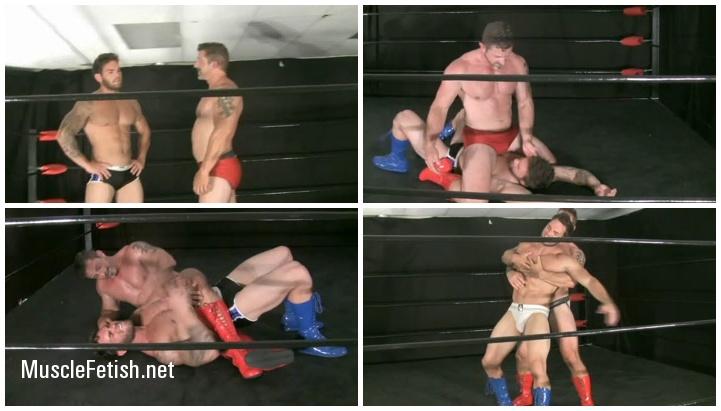 Chace LaChance vs Matt Thrasher - Wrestling Club