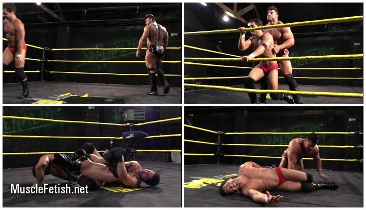 Cyberfights wrestling - Bearhugged and Back Breakers Part 1