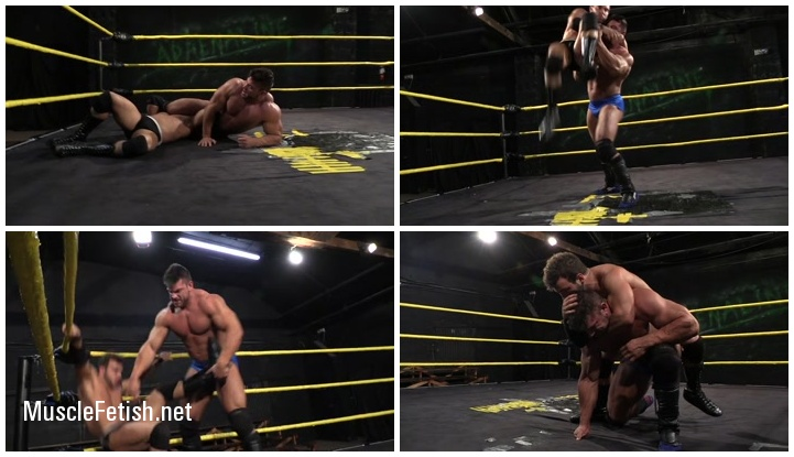 Cyberfights wrestling - Punished and Sleepered part 2