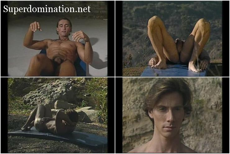Da Vinci Body Series For Men - Nude Stretch (retro male erotic)
