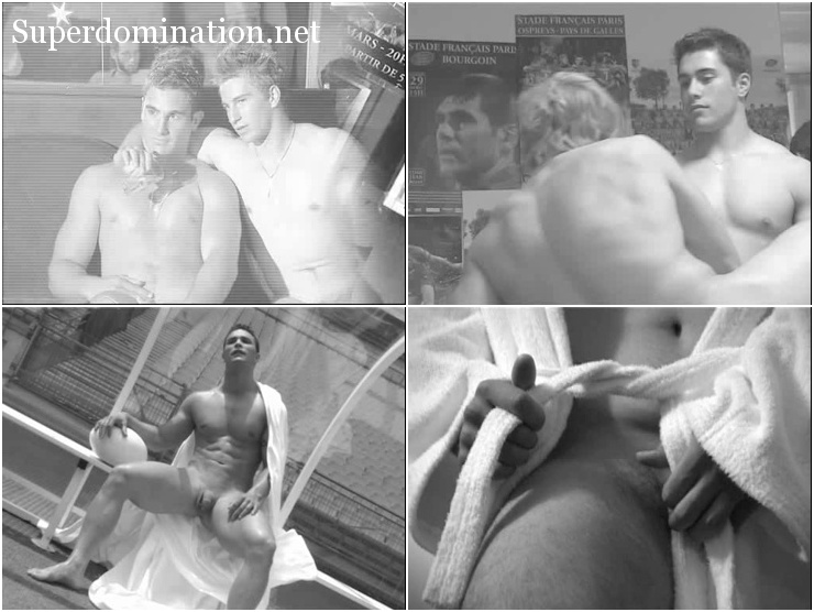Dieux du Stade Calendar 2006 (male erotic)
