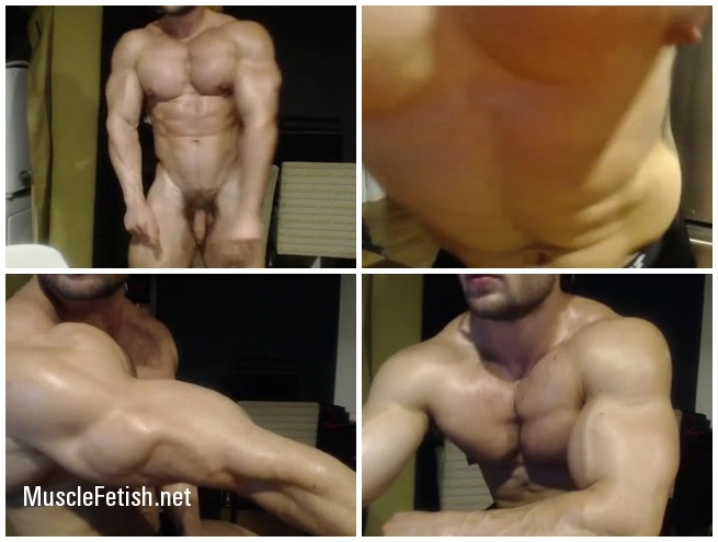 Elijah Lorono - muscular pretty boy from chaturbate