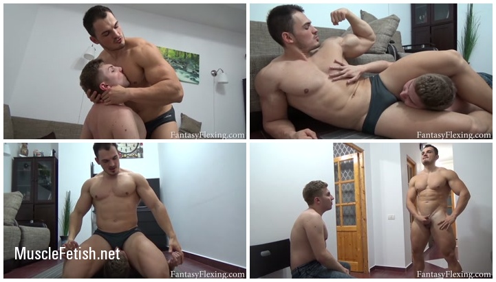 Fantasy Flexing – Sexual Abusing Twink