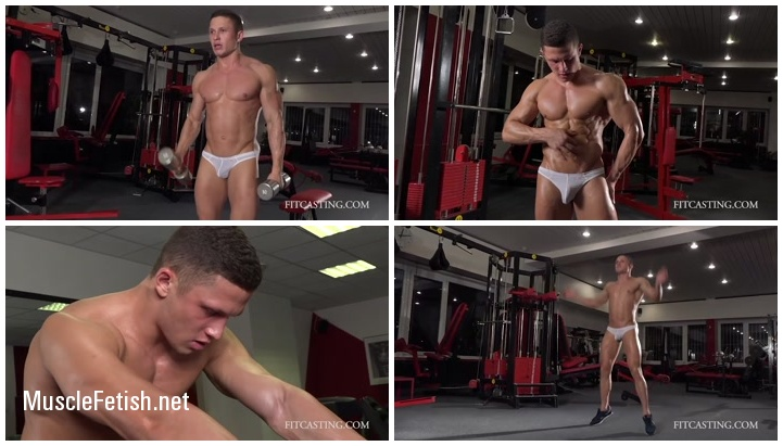 Fitcasting - Ruslan - Muscles Put to Test