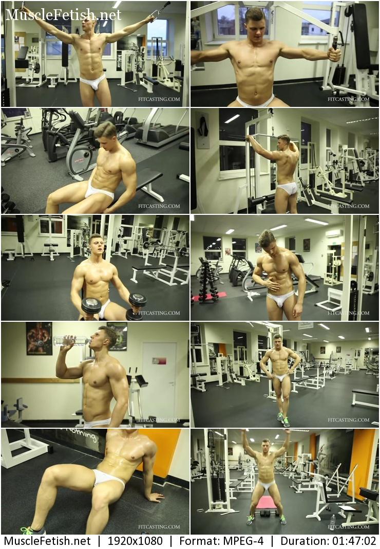Fitcasting - bodybuilder Lukas Galdikas