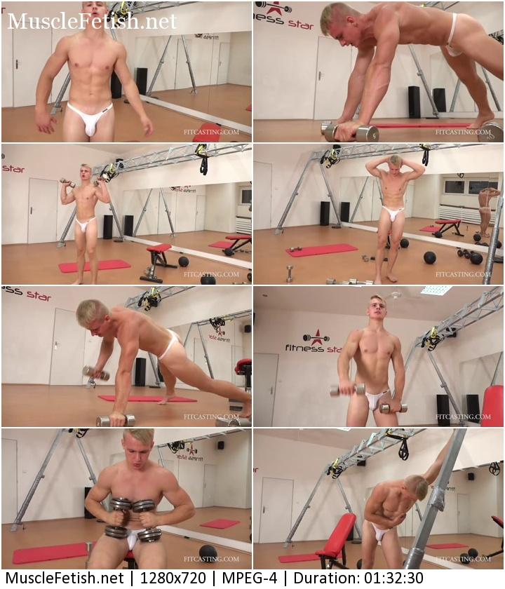 Fitcasting video- Domantas - Double Sets Challenge