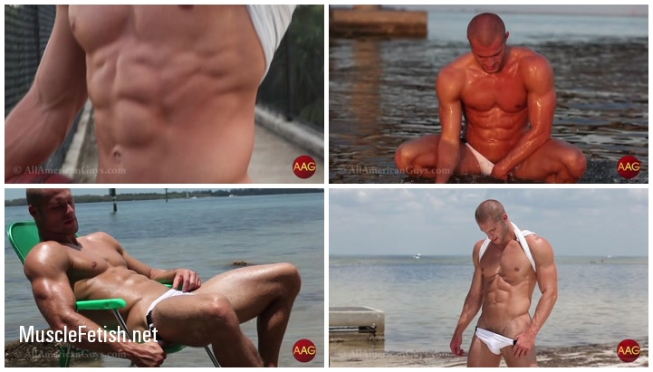 Fitness boy Ryan T - sexy recovered footage
