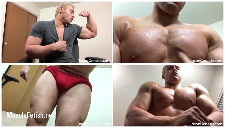 Fitness model Jason Genesis