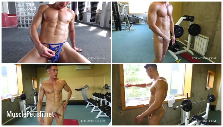 Fitness model Yaroslav from FitCasting