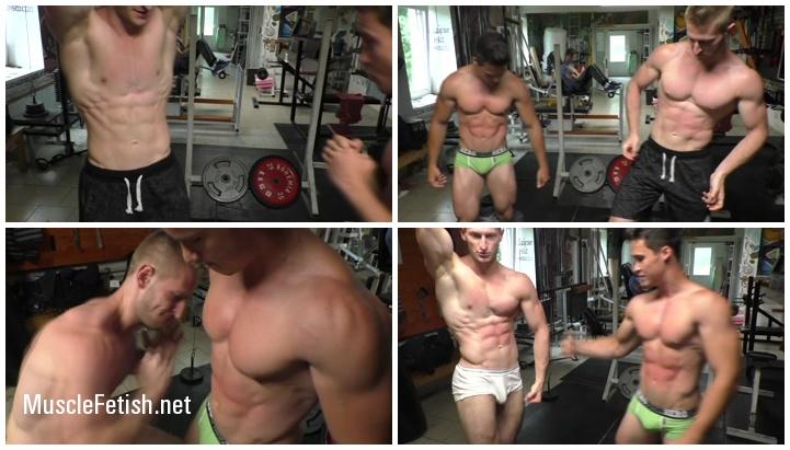 Flex-king Vs. Seb Muscle