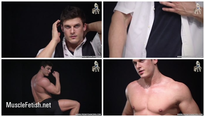FriskyDancers - Gorgeous male stripper Mark
