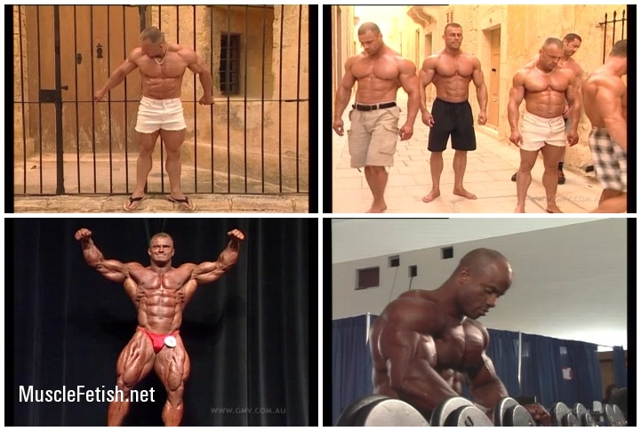 GMV Bodybuilding - Men of Muscle Part 7