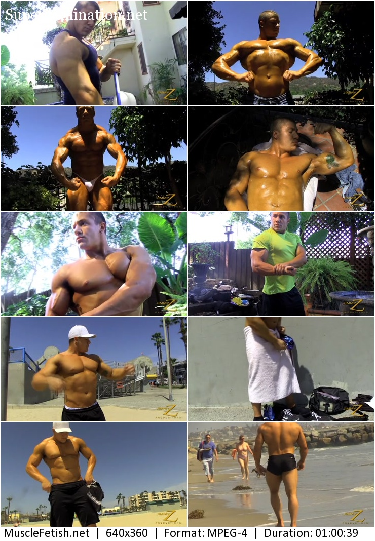Garden Flexing Part 1 and 2 – Sean Moore